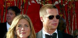 Jennifer e Brad insieme