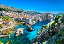 dove mare piu bello in croazia