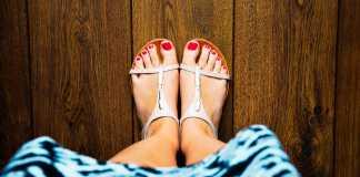 Quale smalto si abbina alle scarpe - Fonte: Pixabay