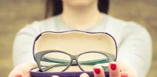 occhiali da sole senza lenti