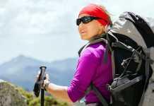 occhiali da sole per montagna