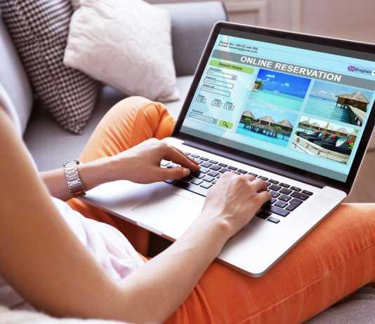 Come prenotare una vacanza online