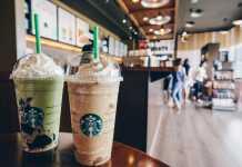Nestlé e Starbucks