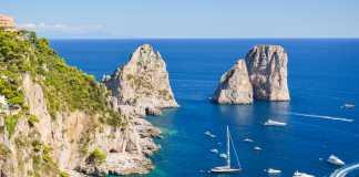 Dove comprare sandali a Capri