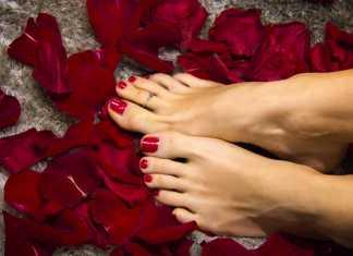 piedi belli come devono essere