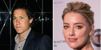 Amber Heard e Vito Schnabel