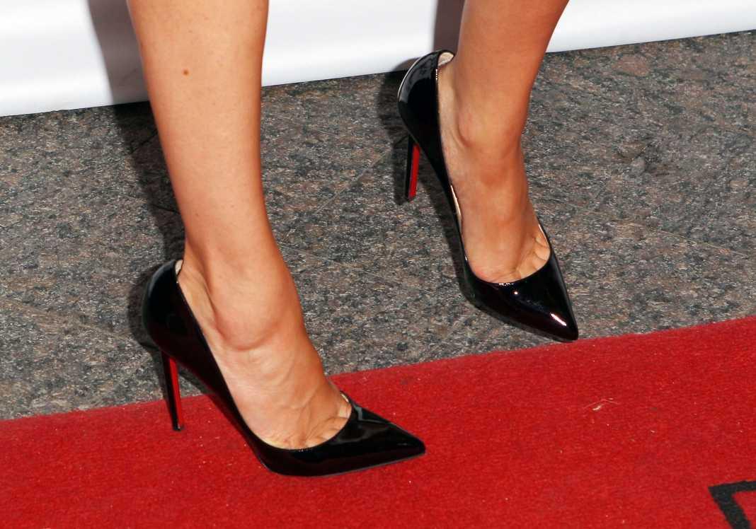 le scarpe di meghan markle