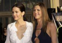 Monica e Rachel di Friends