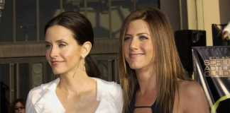 Monica e Rachel di Friends