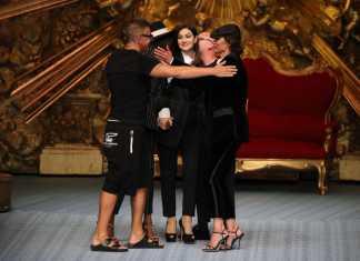 Monica Bellucci e Naomi Campbell