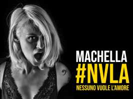 Machella, cover Nessuno vuole l'amore
