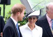 Meghan Markle al Royal Ascot