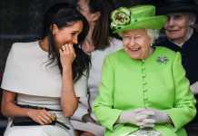 Meghan Markle ed Elisabetta II