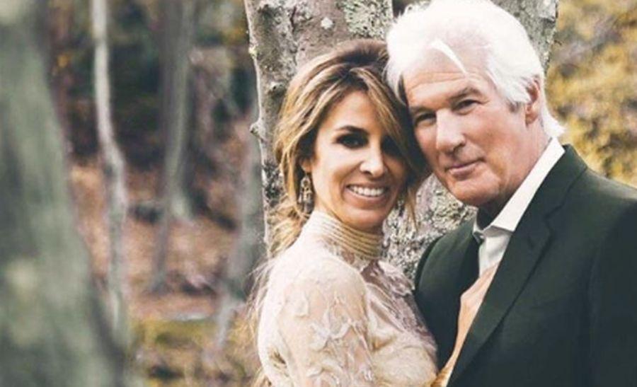 Richard Gere si è sposato