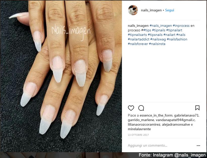 Quale ricostruzione unghie è migliore