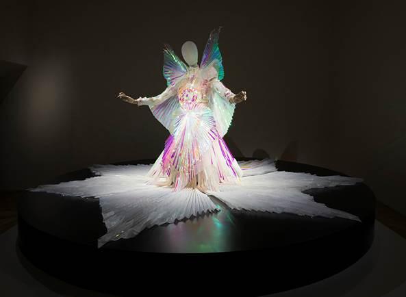 Installazione dedicata a Björk al Gucci Garden (Photo Courtesy: Press Office)