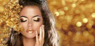abbronzatura dorata