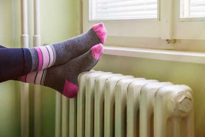 perché piedi freddi