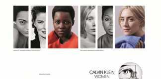 Calvin Klein sceglie Luypita e Saoirse