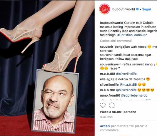 Melania Trump loves Loubutin
