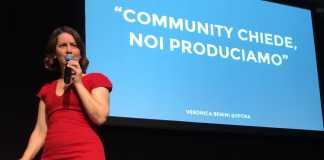 Veronica Benini e l'etica del social