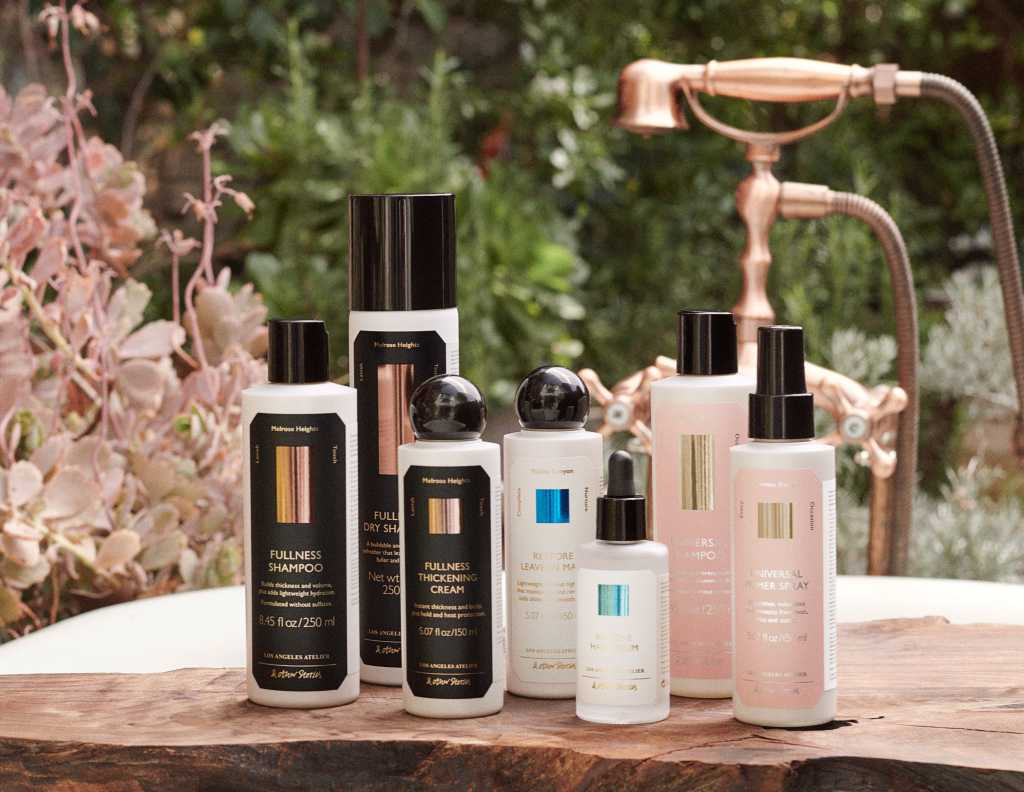 """& Other Stories debutta nell'haircare con """"Los Angeles Atelier"""""""