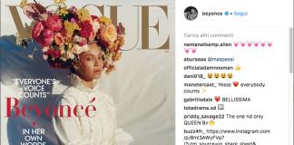 Beyoncé regina di Vogue