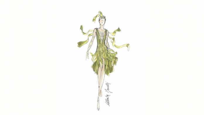 Alberta Ferretti e il New York City Ballet