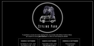 Ghd Styling Park a Milano