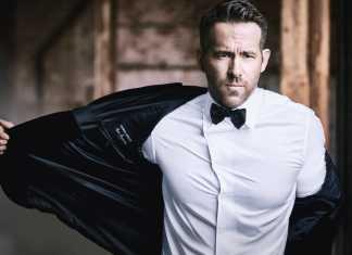 Ryan Reynolds nuovo volto Armani Code