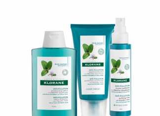 Proteggi i tuoi capelli dall'inquinamento con Klorane