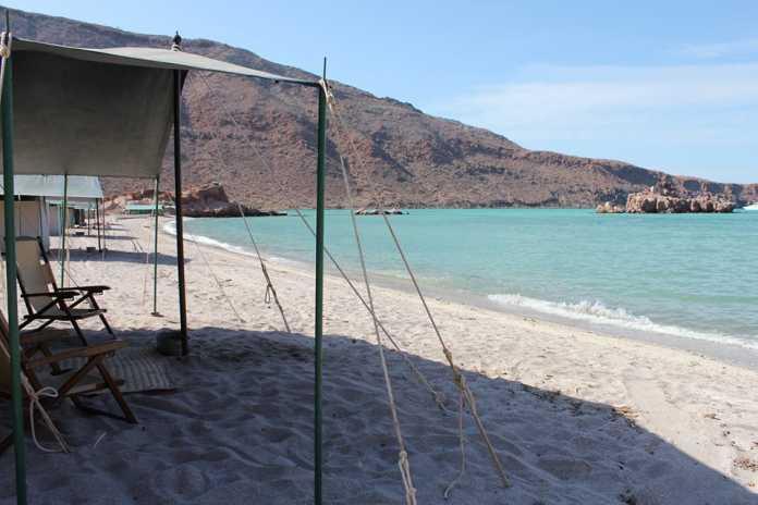 Glamping Baja Camp