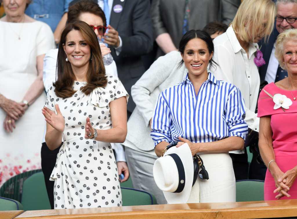 Kate e Meghan