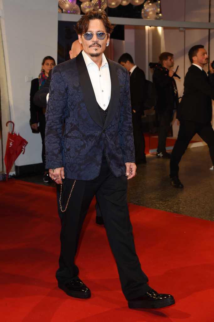 Johnny Depp Beyond the Magazine