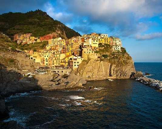 Monterosso; Cinque Terre