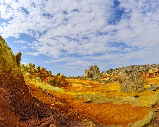 Dancalia, Etiopia