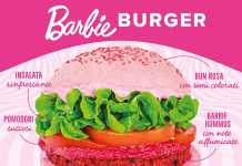 BURGER DI BARBIE BY FLOWERBURGER