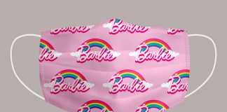 Mask Barbie