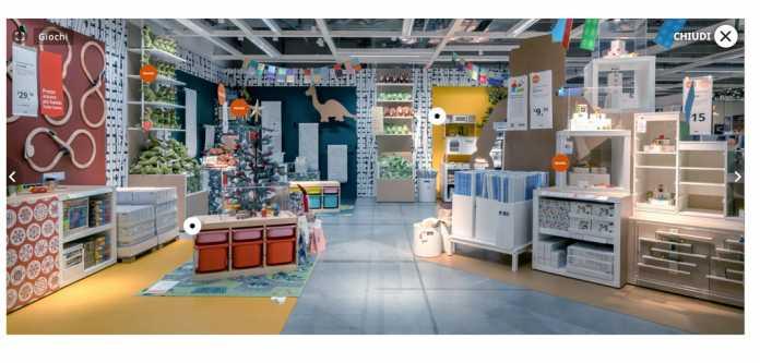 Store digitale Ikea
