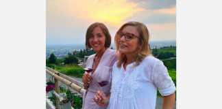 Vite, storie di vino e di donne